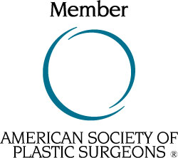 Member of American Society of Plastic Surgeons Logo
