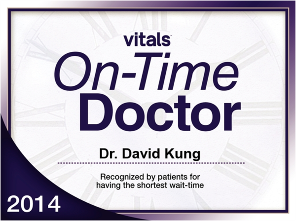 Vitals on time doctor